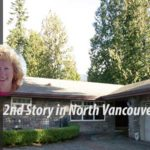 North Vancouver single family home with headshot of Tracy Devaney