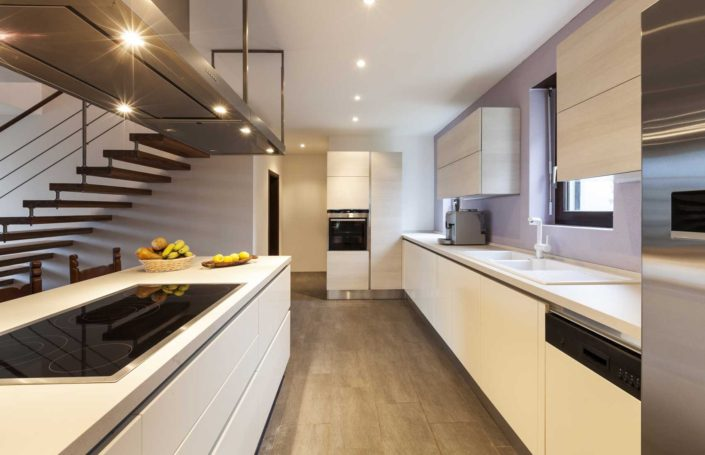 kitchen re envisioned
