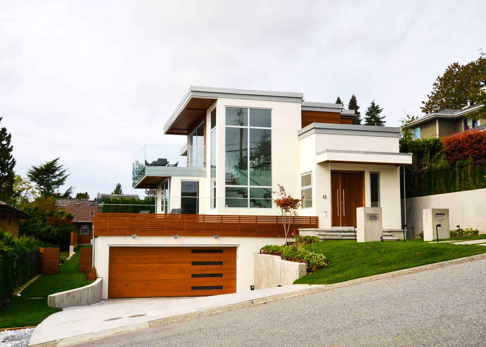 north vancouver contemporary